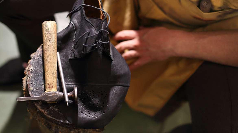 Producing Shoe Sole